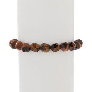 Jewelry - Tigers eye bolo bracelet